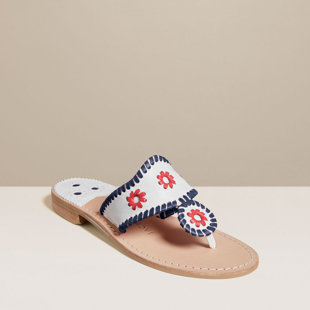 Patriotic Jacks Sandal